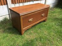 Solid Wood Blanket Box for Sale