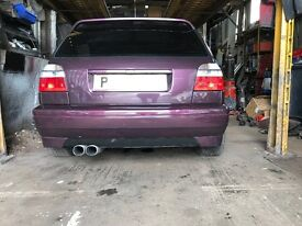 Vw golf vr6 highline mulberry edition. 2.8 v6 manual. Euro, dub, modified, collectors car