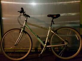 ridge back bike top specification thumb changed good clean 22 speed pad seat in working order?