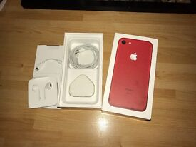 iPhone 7 128gb red EE