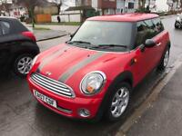 Mini One 2007 auto automatic petrol red 53k