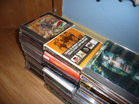 172 CD Job Lot Collection. Not bootsale rubbish. Rock Soul Indie Funk Reggae Jazz