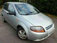 2005 CHEVROLET KALOS 1.2 S - PX TO CLEAR, MOT OCTOBER, BARGAIN!!