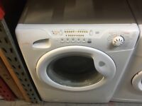 CANDY 7/5KG WASHER DRYER WHITE USED