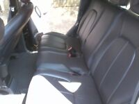 Leather seats for Mercedes A class,full leather,new condition.with seat belts attached,