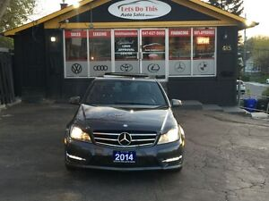 2014 Mercedes-Benz C-Class C 300 4MATIC ONE OWNER SOLD!!!!!
