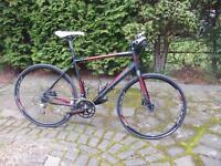 Specialized Sirrus Elite Hybrid Bike,56cm. Original cost £1080 Sell £280