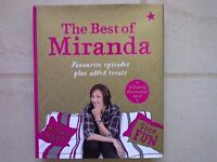 Miranda Hart hardback book ( great gift ! )