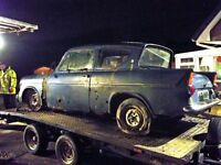 FORD ANGLIA'S WANTED - 105e/123e - CASH WAITING - ANY CONDITION CONSIDERED