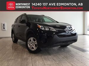2014 Toyota RAV4 AWD LE - Upgrade Package