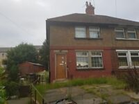 ***TWO BEDROOM FULLY FURNISHED SEMI DETACHED BD9***71 Lynfield drive