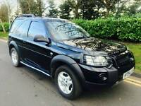 Land Rover Freelander 1.8 SE Hard Top 3dr Petrol Manual+ LOW MILE+TINTED WINDOW+WARANTY