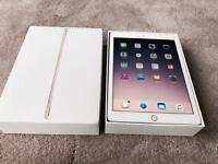 """IPAD PRO 9.7"""" GOLD 32gb WIFI & CELLULAR 4g, 2 MONTHS OLD BOXED LIKE NEW + WARRANTY, rrp £669"""