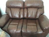 TWO SEATER SETTEE - MANUAL RECLINER