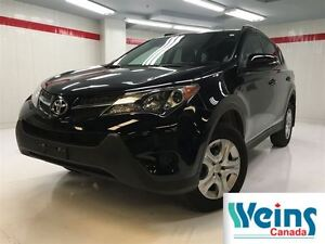 2015 Toyota RAV4 $86.17/WK+HST , LE , BACKUP CAM , HTD SEATS