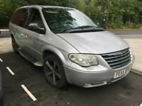Chrysler grand voyager spares or repairs