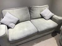 Large 3 seater Sofa & chair