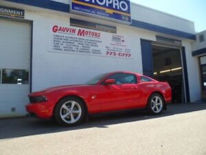 2010 Ford Mustang GT LEATHER, AUTO