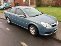 Vauxhall Vectra, 2007, Green, 1.9cdti Diesel, 120k Low Miles, 7 MONTHS MOT, (Make NOISE mayb Clutch)