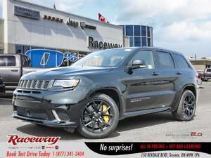 2018 Jeep Grand Cherokee Trackhawk | 707 HP | HIGH PERFORMANCE |
