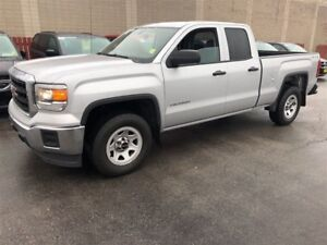 2015 GMC Sierra 1500 Automatic, Quad Cab, Bed Liner, 4x4