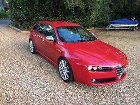Alfa Romeo 159 Sportswagon TI 2.4 Jtdm (210hp) MAY PX/SWAP