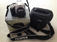 Fuji Finepix SL240 camera with case and original box