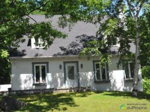 412 000$ - Maison 2 étages à vendre à St-Nicolas