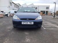 Ford Focus 1.8 TDdi CL 5dr£995 p/x welcome 2004 (04 reg), Estate 70,000 miles
