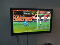 "Samsung 50"" tv HD"