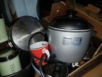 Kitchen utilities job lot