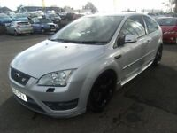 2006 55 FORD FOCUS 2.5 ST-2 3D 225 BHP **** GUARANTEED FINANCE **** PART EX WELCOME