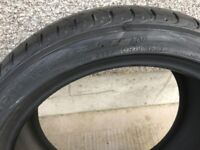 Run Flat Yokohama Advan Sport Tyres for 19'' Wheels, 4, Brand New