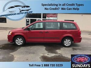 2013 Dodge Grand Caravan Cruise, Stow and Go, AC, ECON!!!