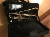 Double Barelled / Bore Trumpet