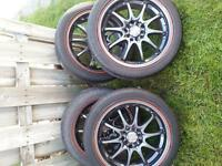 mags  rtx imitation fibre de carbone 17 pouces