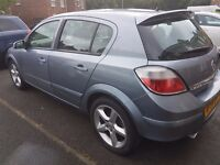 Vauxhall Astra sri 1.8 121k cat c drive away