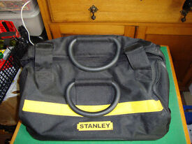 Stanley Hardbase toolbag