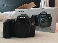 Canon EOS 60D DSLR Camera Body Only