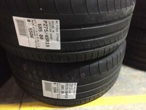 275/45/19 Michelin Latitude Sport (All Season)