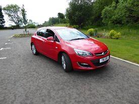 Vauxhall Astra 2.0 cdti Elite