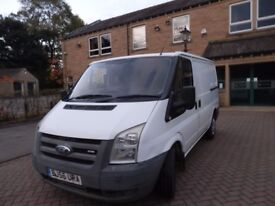 FORD TRANSIT 280 2,2 85 S L 6= FSH. OCT18 MOT , EXCEPTIONAL INSIDE AND OUT, PLYLINED , SUPERB