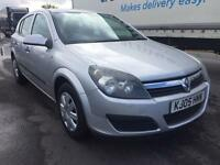 SALE! Bargain Vauxhall Astra twinport, long MOT good history ready to go