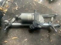 VAUXHALL CORSA D FRONT WIPER MOTOR AND LINKAGE