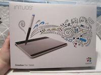 Wacom Intuos Creative Pen Tablet Small CTL-480S-N