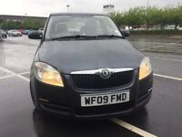 Need gone today Skoda Fabia 1.4 TDI diesel hood condition perfect driving 2009