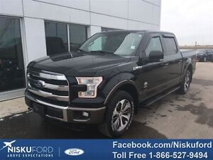2015 Ford F-150 King Ranch LOADED!! $352.74 b/weekly.