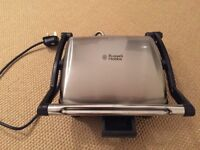 Russel Hobbes Sandwich Grill/Press only 10 pounds! (new: 45 pounds - hardly used!)