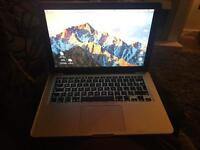 Apple MacBook Pro, Mid 2012, 13 inch, 2.5ghz i5, 4gb.
