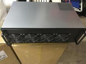 Mining Rig 6x 1080 Ti GPU 192MH/s